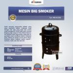 Jual Mesin Big Smoker MKS-BLS002 di Bali