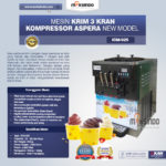Mesin Krim 3 Kran NEW MODEL (ICM-925)