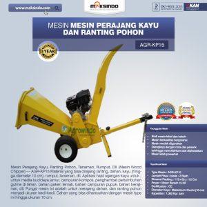 Jual Mesin Perajang Kayu dan Ranting Pohon – KP15 Di Bali