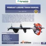Jual Pembuat Lubang Tanah Manual (AGR-PT61) di Bali