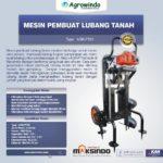 Jual Mesin Pembuat Lubang Tanah AGR-PT62 di Bali