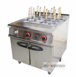 Jual Gas Pasta Cooker With Cabinet MKS-901PC di Bali