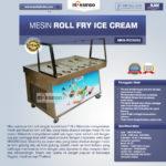 Jual Mesin Roll Fry Ice Cream RIC50x2 di Bali