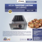 Jual Mesin Takoyaki Listrik (28 Lubang) di Bali