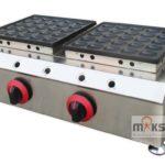 Jual Mini Pancake Poffertjes Gas 50 Lubang MKS-MPC50 di Bali