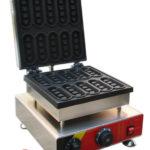 Jual Mesin Waffle Maker MKS-SNKC6 di Bali