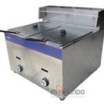 Jual Mesin Gas Deep Fryer MKS-72 di Bali