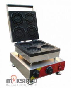 Jual Waffle Maker Bentuk Bunga MKS-BNG04 di Bali