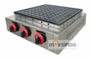 Jual Mini Pancake Poffertjes Gas 100 Lubang MKS-MPC100 di Bali