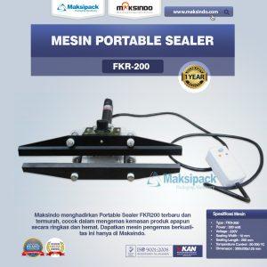 Jual Mesin Portable Sealer (FKR-200) di Bali