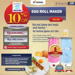 Jual Egg Roll Maker (ARD-303) di Denpasar