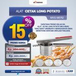 Jual Alat Cetak Long Potato MKS-MER2 di Bali
