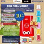 Jual Egg Roll Maker ARD-404 di Bali