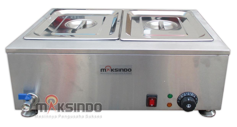 Jual Mesin Bain Marie Penghangat Makanan MKS-EBM22 di Bali