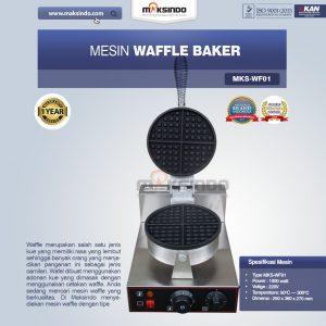 Jual Mesin Waffle Baker MKS-WF01 di Bali