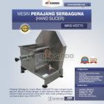 Jual Perajang Serbaguna (Hand Slicer) MKS-VGT75 Di Bali
