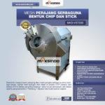 Jual Mesin Perajang Serbaguna Bentuk Chip dan Stick – MKS-VGT250 di Bali