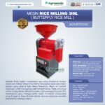Jual  Mesin Rice Milling 3in1 (Butterfly Rice Mill) AGR-BTFLY220 di Bali