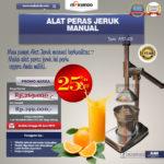 Jual Alat Pemeras Jeruk Manual ARD-J22 di Bali