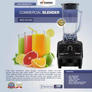 Jual Commercial BlenderMKS-BLR20 di Bali