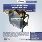 Jual Mesin Perajang Tempe Listrik PRJ-SBG di Bali