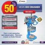 Jual Mesin Ice Crusher MKS-ISE15 di Bali