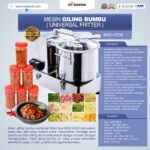 Jual Mesin Universal Fritter 6 liter (VGC6) di Bali
