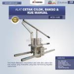 Jual Alat Cetak Cilok, Bakso dan Kue Manual di Bali