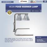 Jual Mesin Food Warmer Lamp MKS-DW240 di Bali
