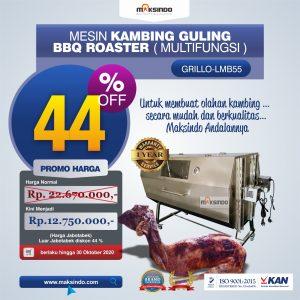 Jual Jual Mesin Kambing Guling Double Location Roaster (GRILLO-LMB55) di Bali