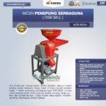 Jual Mesin Penepung Disk Mill Serbaguna (AGR-MD17 dan AGR-MD21) di Bali