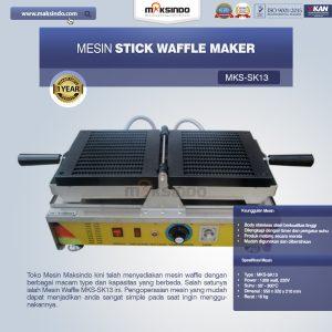 Jual Mesin Stick Waffle Maker MKS-SK13 Di Bali