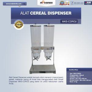 Jual Alat Cereal Dispenser MKS-CDR03 di Bali