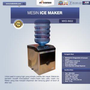 Jual Mesin Ice Maker MKS-IM22 di Bali