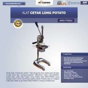 Jual Alat Cetak Long Potato MKS-PS630 di Bali