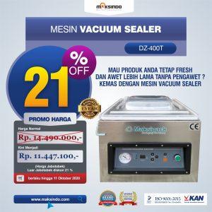 Jual Mesin Vacuum Sealer (DZ400T) di Bali