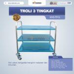 Jual Troli 3 Tingkat MKS-TRY3 di Bali