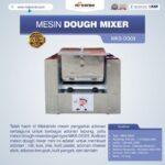 Jual Mesin Dough Mixer MKS-DG03 di Bali