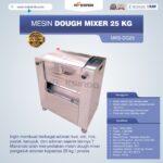 Jual Mesin Dough Mixer 25 kg (MKS-DG25) di Bali