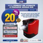 Jual Noodle Maker 2in1 Pembuat Mie Otomatis dan Pengaduk Adonan Kue ARD-NM4 di Bali