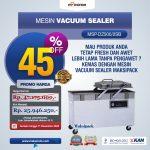 Jual Mesin Vacuum Sealer Type DZ-500/2SB di Bali