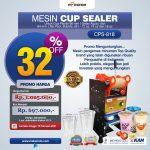 Jual Mesin Cup Sealer Manual CPS-818 di Bali