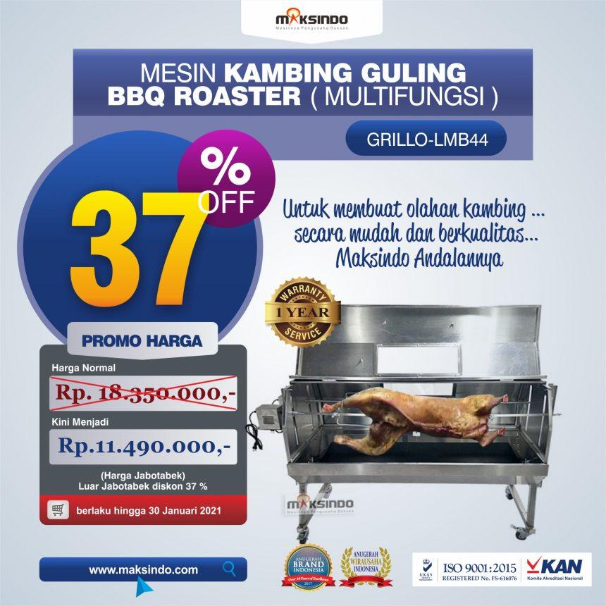 Jual Mesin Kambing Guling BBQ Roaster (GRILLO-LMB44) di Bali