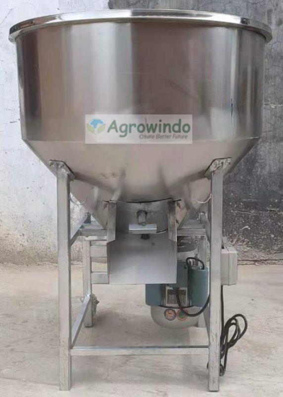 Jual Mesin Mixer Vertikal Pencampur Tepung dan Biji  AGR-MVT200 di Bali