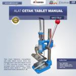 Jual Alat Cetak Tablet ManualMKS-TBL8 di Bali