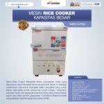Jual Mesin Rice Cooker Kapasitas Besar MKS-GPN6 di Bali