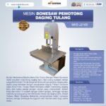 Jual Mesin Bonesaw Pemotong Daging Tulang (MKS-J210S) di Bali
