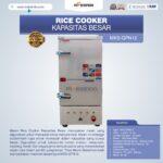 Jual Mesin Rice Cooker Kapasitas Besar MKS-GPN12 di Bali