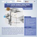 Jual Mesin Cetak Bubble Boba Pearl Untuk Usaha Bubble Tea di Bali