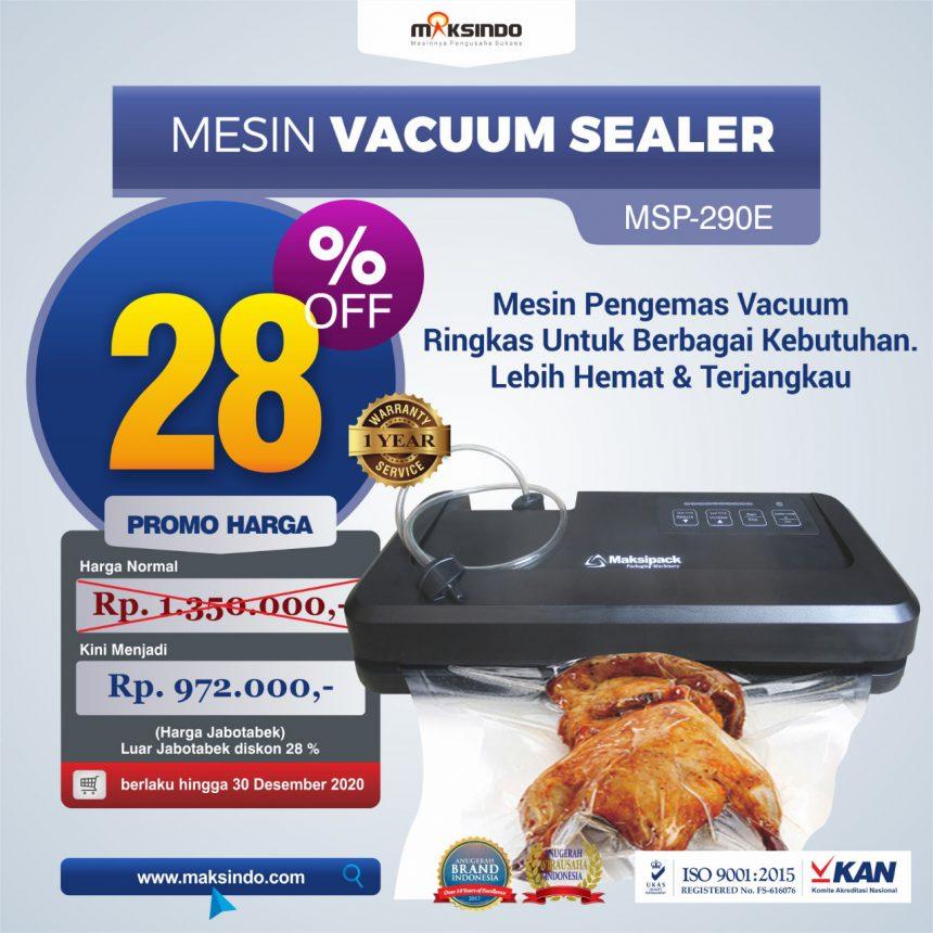 Mesin Mesin Vacuum Sealer MSP-290E di Bali